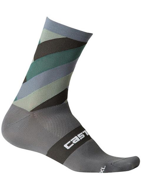 Castelli Free Kit 13 Socks Unisex forest gray